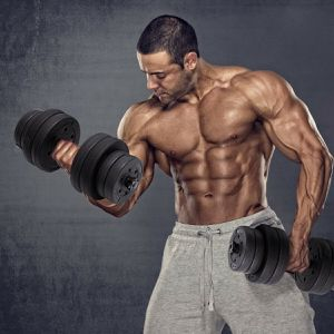 Firm & Durable Adjustable Fitness Dumbbell for Sale in Arcadia, CA
