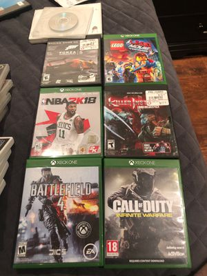 Xbox one games for Sale in Tucson, AZ