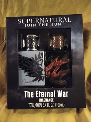 The TV show supernatural fragrances for Sale in Albuquerque, NM
