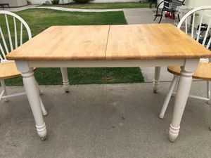 Kitchen Table & 2 Chairs- **Read Description** for Sale in La Puente, CA