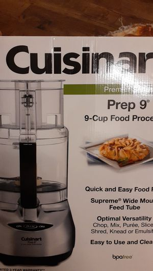 Cuisnart prep 9 for Sale in Salinas, CA