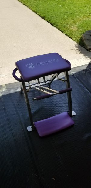 Pilates Pro Chair Exercise Machine Equipment for Sale in Flower Mound, TX