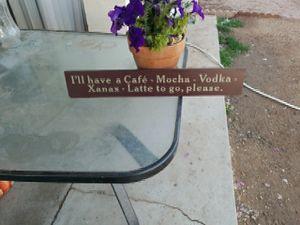 Coffee decor for Sale in Tempe, AZ