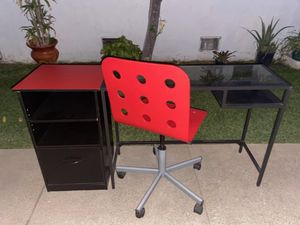 IKEA DESK CHAIR SIDE DRAWER for Sale in Alhambra, CA