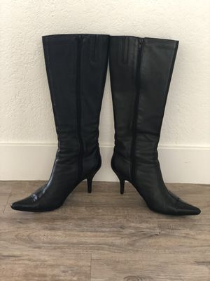 Aldo Tall Black Boots for Sale in Long Beach, CA