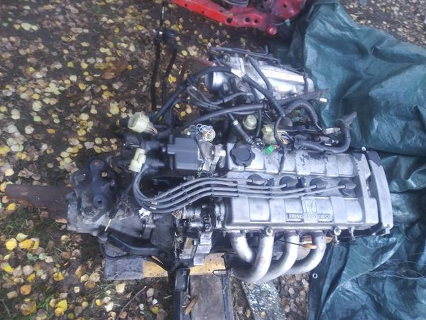 Acura Integra b18a1 engine