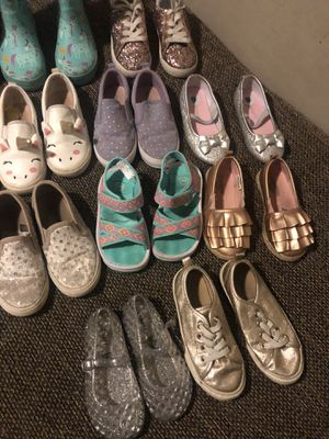 Shoes and toys for Sale in Tolleson, AZ