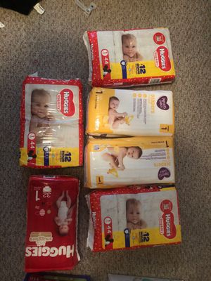 Huggies and Pampers for Sale in Westchase, FL