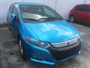 2010 Honda Insight Hybrid for Sale in Miami, FL