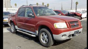 2002 Ford Explorer sport trac truck v6 low miles drives nice suv 4x2 clean for Sale in Long Beach, CA