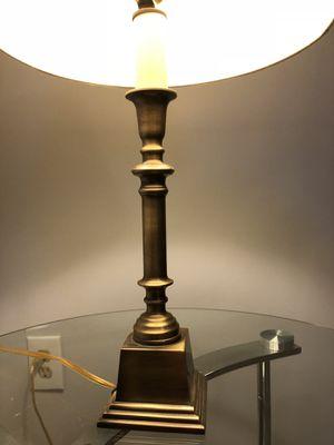 Brass table lamp for Sale in Arlington, VA