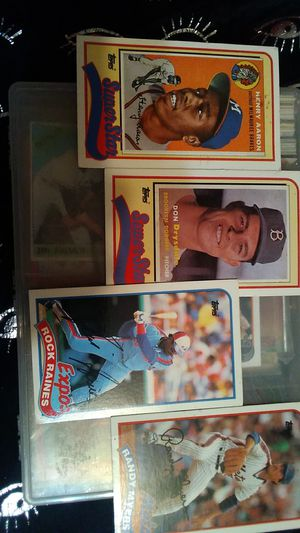 BASEBALL CARDS LOT for Sale in Stockton, CA