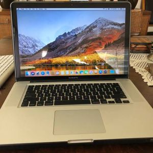 MacBook Pro 15 Inch for Sale in San Diego, CA