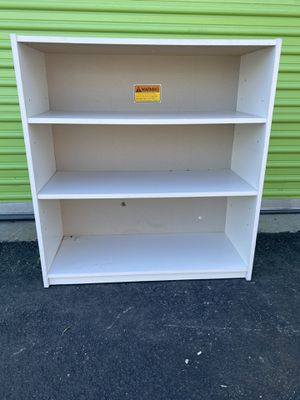 Bookshelve/shoe organizer for Sale in North Las Vegas, NV