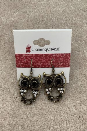 Charming Charlie earrings for Sale in Pflugerville, TX