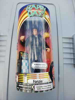 Happy days fonzie target exclusive action figure for Sale in Festus, MO