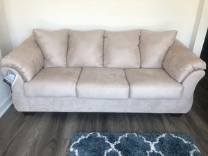 Brand New Darcy Sofa and love seat for Sale in Washington, DC