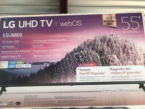 LG UHD TV for Sale in Rancho Palos Verdes, CA