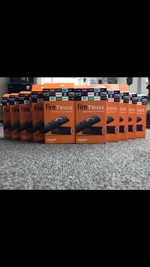 Amazon firestick unlocked for Sale in Overland, MO