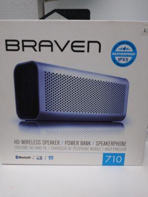 Braven 710 Speaker for Sale in South Charleston, WV