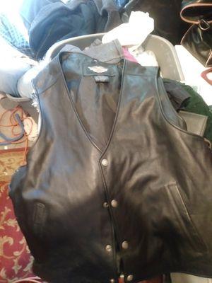Harley vest for Sale in Wichita, KS