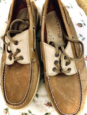 Sperry's Men's shoes size 10 for Sale in Hazlehurst, GA