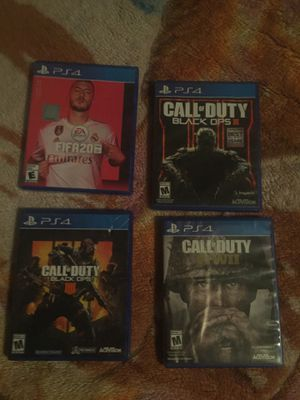 ps4 game for Sale in Falls Church, VA
