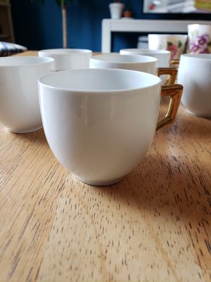 6 White Tea Cups for Sale in Gresham, OR