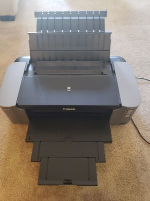 """Canon Pixma Pro 100 Professional Wireless Printer With 13""""x19"""" Photo Papers for Sale in Riverside, CA"""