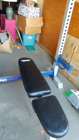 FITNESS GEAR WEIGHT BENCH for Sale in Colorado Springs, CO