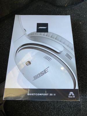Bose QuietComfort 35 II Wireless noise canceling headphones for Sale in Denver, CO
