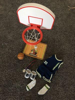 American Girl Doll: Julie's Basketball Set abs Uniform for Sale in Austin, TX
