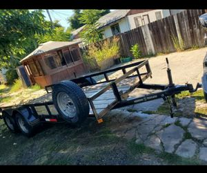 Trailer 2007 in good condition for Sale in West Sacramento, CA