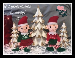 Handmade Christmas starting @ $5 for Sale in Land O' Lakes, FL