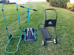 3 MOVING TROLLEYS see details for Sale in Boca Raton, FL