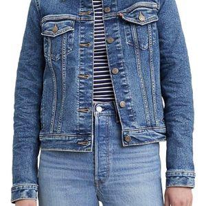Levi's Boyfriend Jacket Large for Sale in Deptford Township, NJ