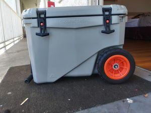Ozark trail 45- Quarter High-performance rolling cooler for Sale in Phoenix, AZ
