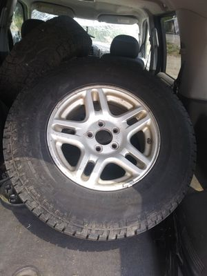 Tires and rims for a Ford Explorer for Sale in Leavenworth, WA
