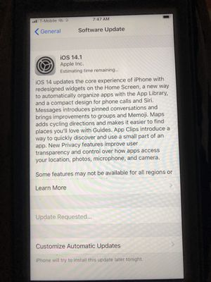 Iphone. 6S Plus Tmobile for Sale in San Diego, CA