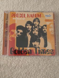 Procol Harum The Best of -Golden Times CD for Sale in Glendale,  AZ