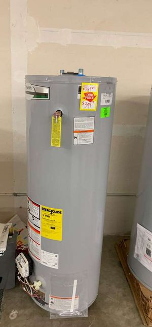 NEW AO SMITH WATER HEATER WITH WARRANTY VG2 for Sale in Dallas, TX