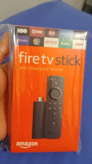 Amazon fire tv stick for Sale in Argyle, TX