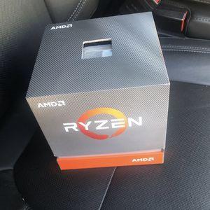 Ryzen 7 2700x Cpu for Sale in Decatur, TX