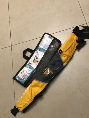 Stearns inflatable belt pack sup surf boating for Sale in Coral Gables, FL