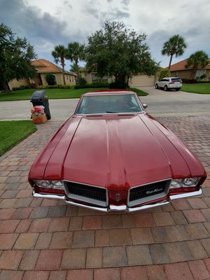 Oldsmobile cutlass supreme 1971 for Sale in Port St. Lucie, FL