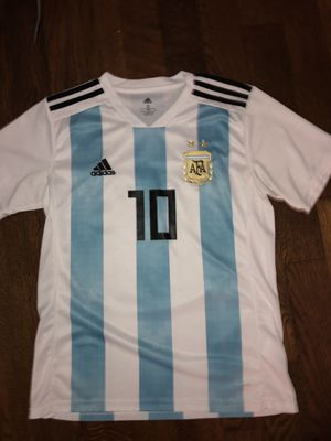 Argentina Adidas Jersey for Sale in Miami, FL