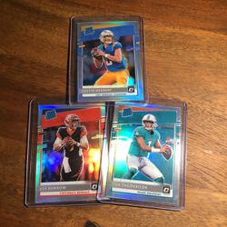 NFL Optic Silvers!! for Sale in Westmont,  IL