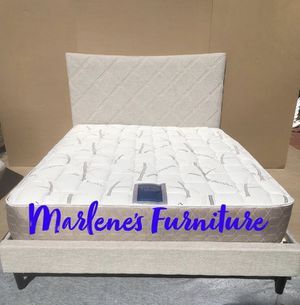 Queen bed with Mattress for Sale in Chino, CA