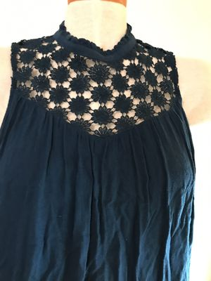 Size small she and sky boho dress or tunic for Sale in Elyria, OH