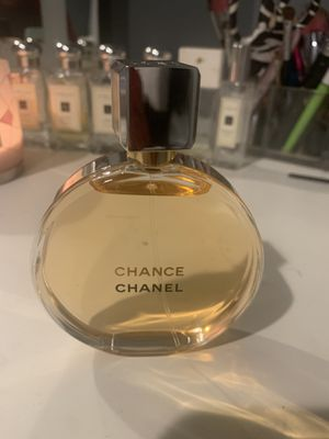 Chanel chance perfume brand new in box w/receipt for Sale in Federal Way, WA
